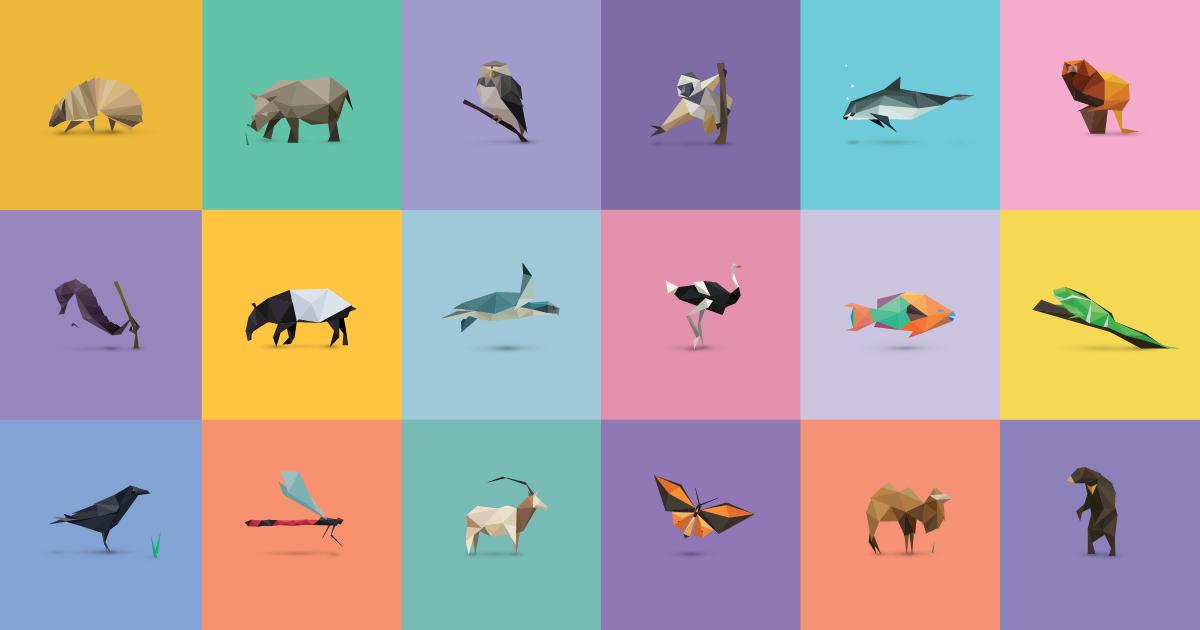 In Pieces – 30 Species, 30 Pieces. 1 Fragmented Survival.